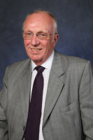 Councillor Frank Brown (PenPic)