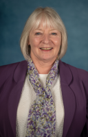 Councillor Theresa Coull (PenPic)
